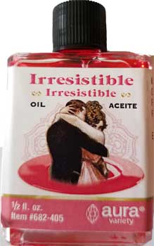 Irresistible Oil 4 Dram