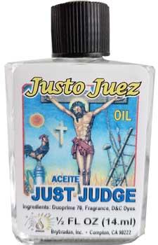 Just Judge Oil 4 Dram