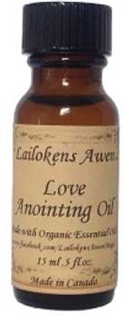 15ml Love Lailokens Awen Oil