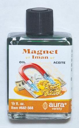 Magnet (lodestone) (iman) Oil 4 Dram