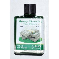 Money Drawing Oil 4 Dram