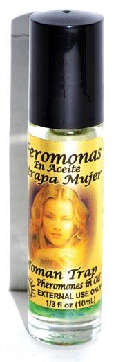 1-3oz Woman Trap W- Pheromones