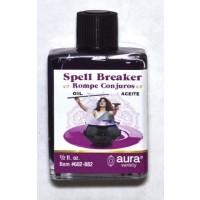 Spell Breaker Oil 4 Dram