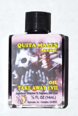 Take Away Evil Oil 4 Dram