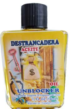 Unblocker Oil 4 Dram