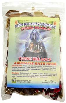 1oz Curse Breaker Aromatic Bath Herb
