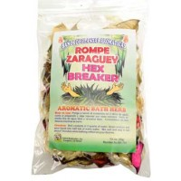 1 1-4oz Hex Breaker (rompe Zaraguey) Aromatic Bath Herb