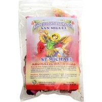 1 1-4oz St Michael (san Miguel) Aromatic Bath Herb