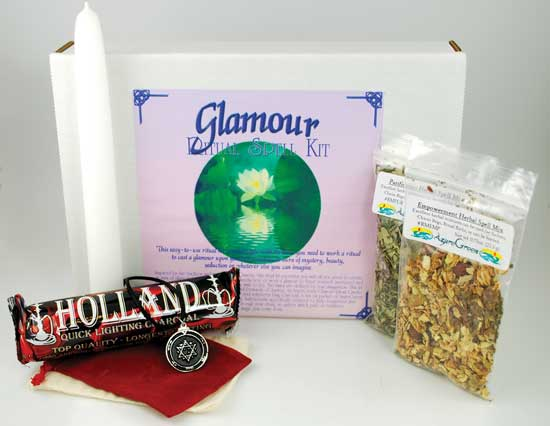 Glamour Boxed Ritual Kit