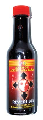 5oz Reversible Red-black Bath Oil