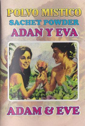 1-2oz Adam & Eve Sachet Powder