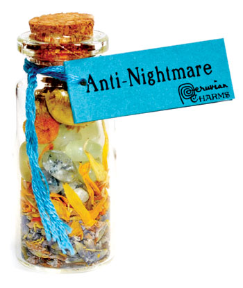 Anti Nightmare Pocket Spellbottle