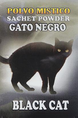 1-2oz Black Cat Sachet Powder