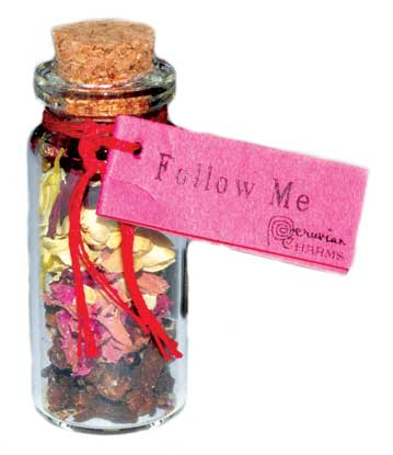 Follow Me Pocket Spellbottle