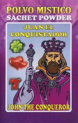 1-2oz John The Conquerer Sachet Powder