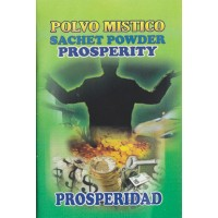 1-2oz Prosperity Sachet Powder
