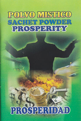1-2oz Prosperity Sachet Powder