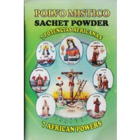 1-2oz Seven African Powers Sachet Powder