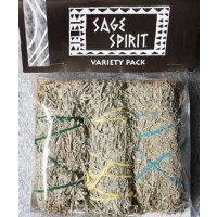"""Variety Smudge Stick 3-pack 5"""""""