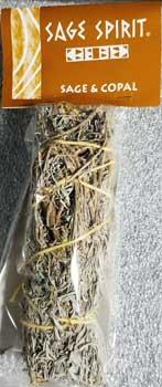 """Sage & Copal Smudge Stick 7"""""""