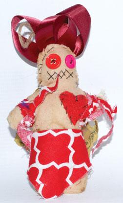 "7"" Health Voodoo Doll"
