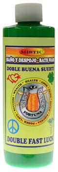 8oz Double Fast Luck (doble Buena Suerte) Wash