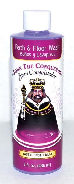 8oz John The Conqueror (juan El Conquistador) Wash