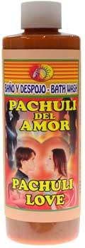 8oz Patchouli Wash