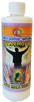 8oz Remove Jinx Wash