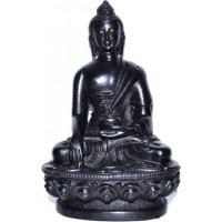 "4 1-4"" Buddha Black"