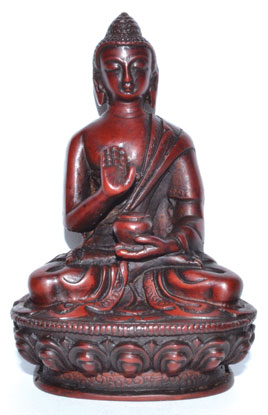 "4 1-4"" Buddha Brown"