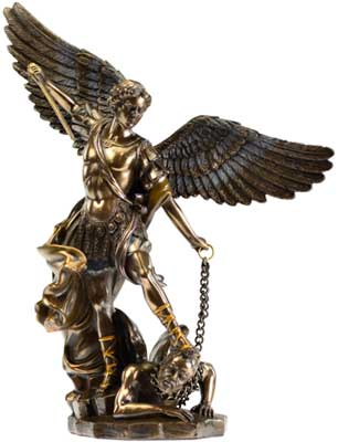 "St. Michael 10"""