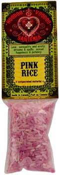 Pink Rice (riz Rose)