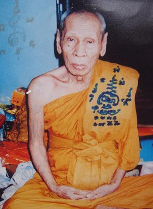 LP Upp : Mae Nang Phim magic cloth yant – THAI VOODOO for health & love