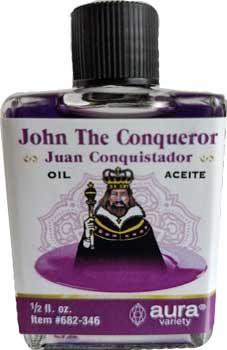 John The Conqueror Oil 4 Dram