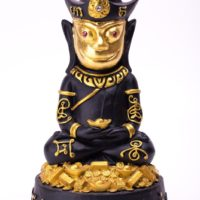 "LP Inn : 7"" Phra Ngang statue - THAI VOODOO for love & money luck"