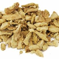1 Lb Ginger Root Cut (zingiber Officinale)
