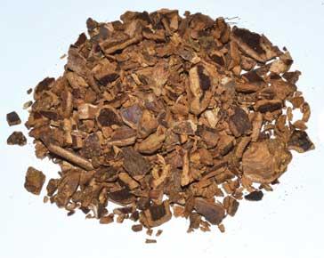 1 Lb Prickly Ash Bark Cut
