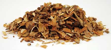 1 Lb White Pine Bark Cut (pinus Strobus)