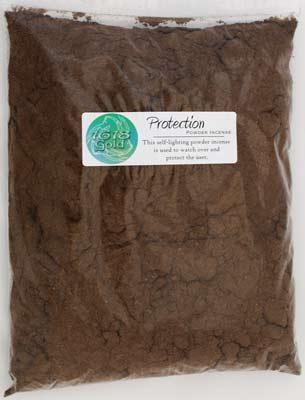 1 Lb Protection Powder Incense