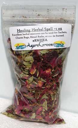 1 Lb Healing Spell Mix