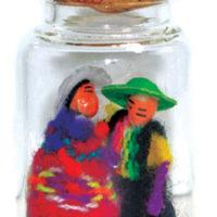Love Binding Dolls Spellbottle