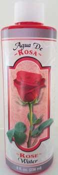 Anna Riva Rose Water 2oz